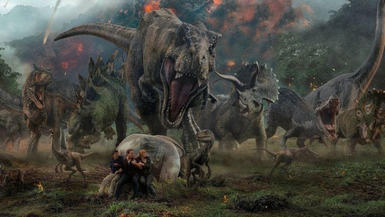 Jurassic World – Il regno distrutto – Film (2018)