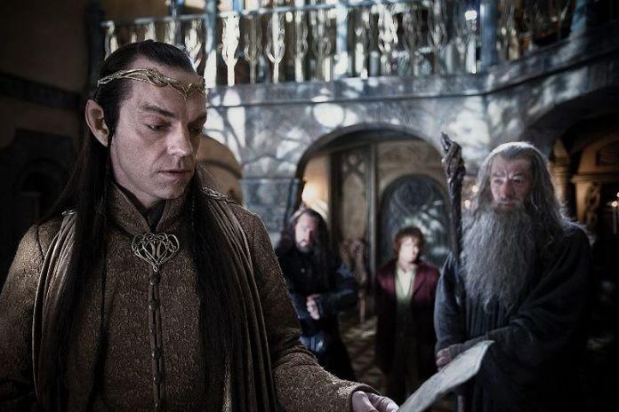 Hugo Weaving Il signore degli anelli