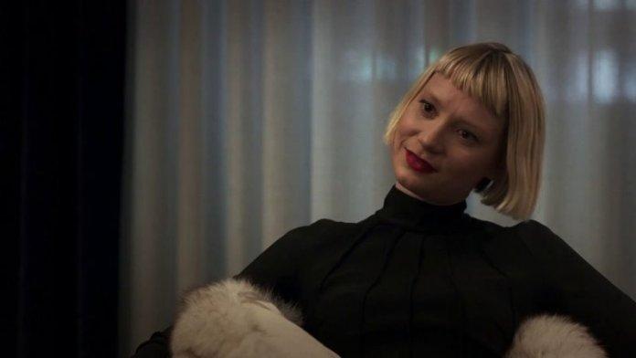 Mia Wasikowska film