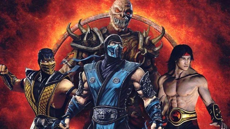 Mortal Kombat – Film (2021)