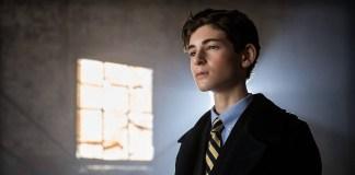 David Mazouz nella serie Gotham