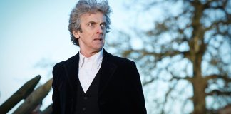 Peter Capaldi in Whovians (Doctor Who)