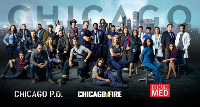 Chicago Fire, Med, PD