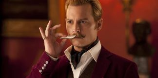 Mortdecai film