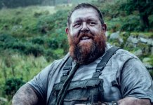 Nick Frost film