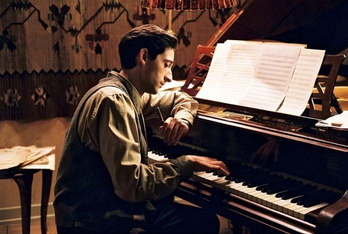 Adrien Brody Il pianista