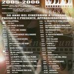 Volantino Stagione 2005-2006