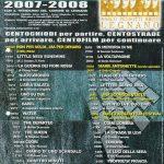 Volantino Stagione 2007-2008
