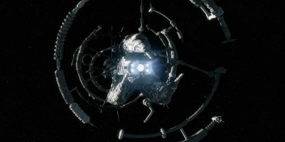 pandorum-spaceship
