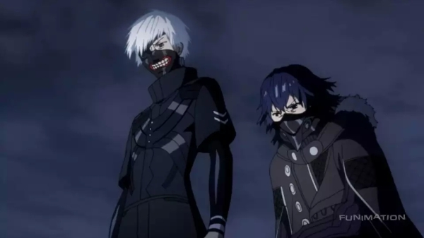 Tokyo Ghoul Root Alpha