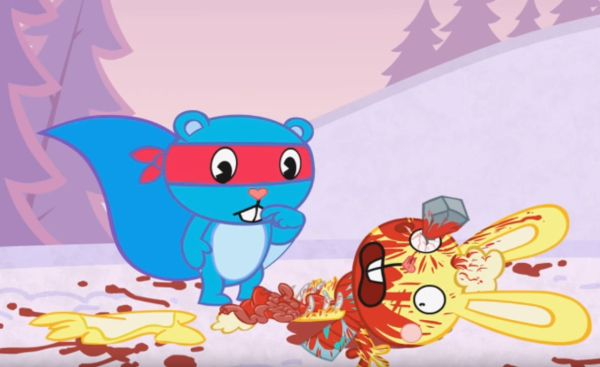 Happy Tree Friends 3