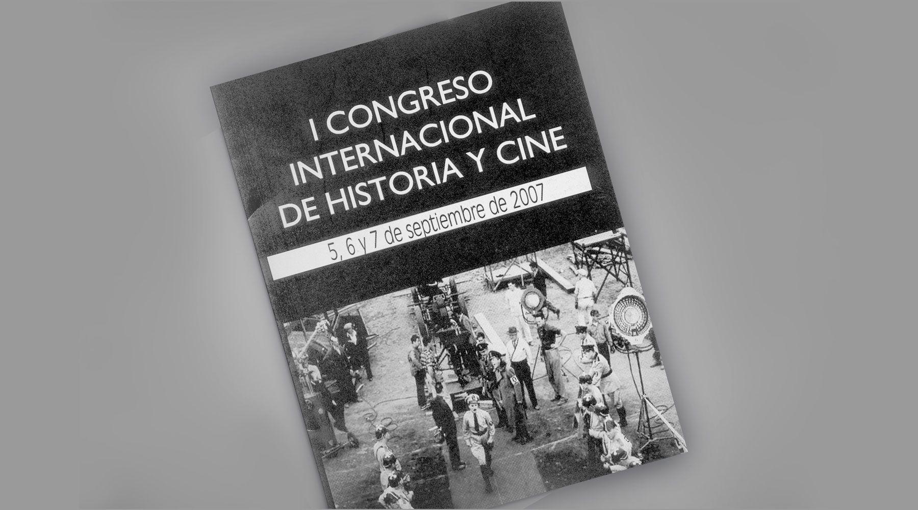 I Congreso Internacional de Cine e Historia - Carlos III de Madrid