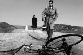 """Muerte de un ciclista"" (Juan Antonio Bardem, 1955)"