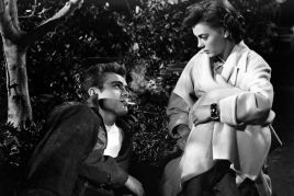 """Rebelde sin causa"" (Nicholas Ray, 1955"