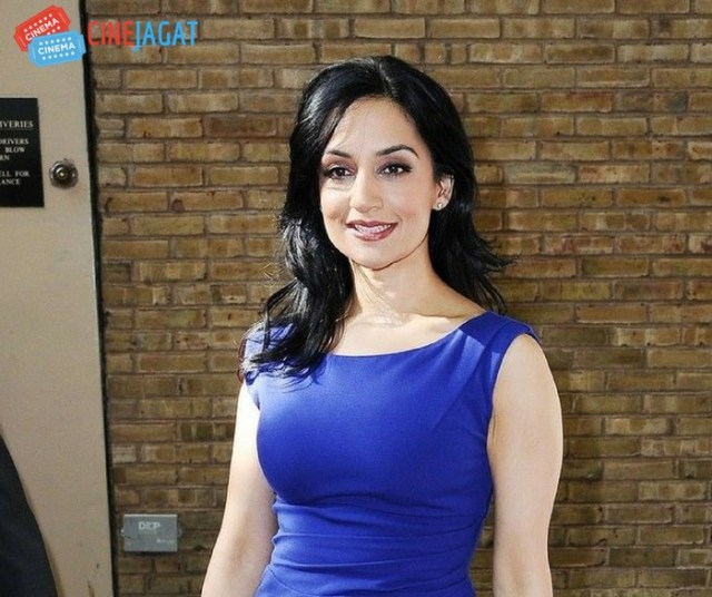 Archie Panjabi Indian Hollywood actress