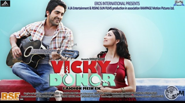 Vicky Donor Hindi Comedy Movie