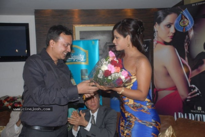 Neetu Chandra Three Dutta At Apartment Film 1st Look Launch 27 46 Photos