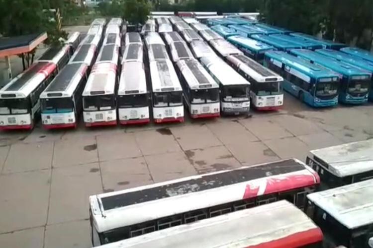 TSRTC Employees Goes To Rajbhavan-Telugu Latest Breaking News-10/14-రాజ్భవన్కు చేరిన ఆర్టీసీ పంచాయతీ-తాజావార్తలు-10/14