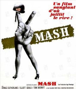mash  mash 1970 real : Robert Altman COLLECTION CHRISTOPHEL