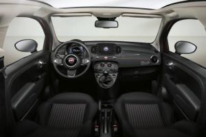 FIAT-500- Collezione -rosso-Brunello