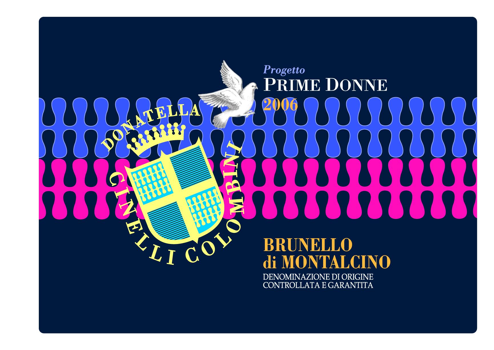 Brunello di Montalcino Prime Donne Docg