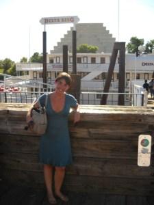 Violante al Delta King Riverboat