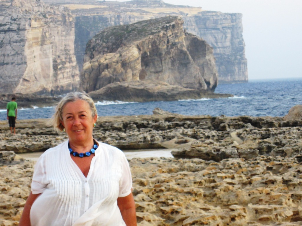Donatella a Gozo