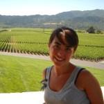 Violante in Opus One vineyards