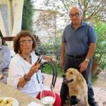 Felix con Carlo Rolf e Ulrike