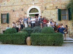 studenti della American University of Rome