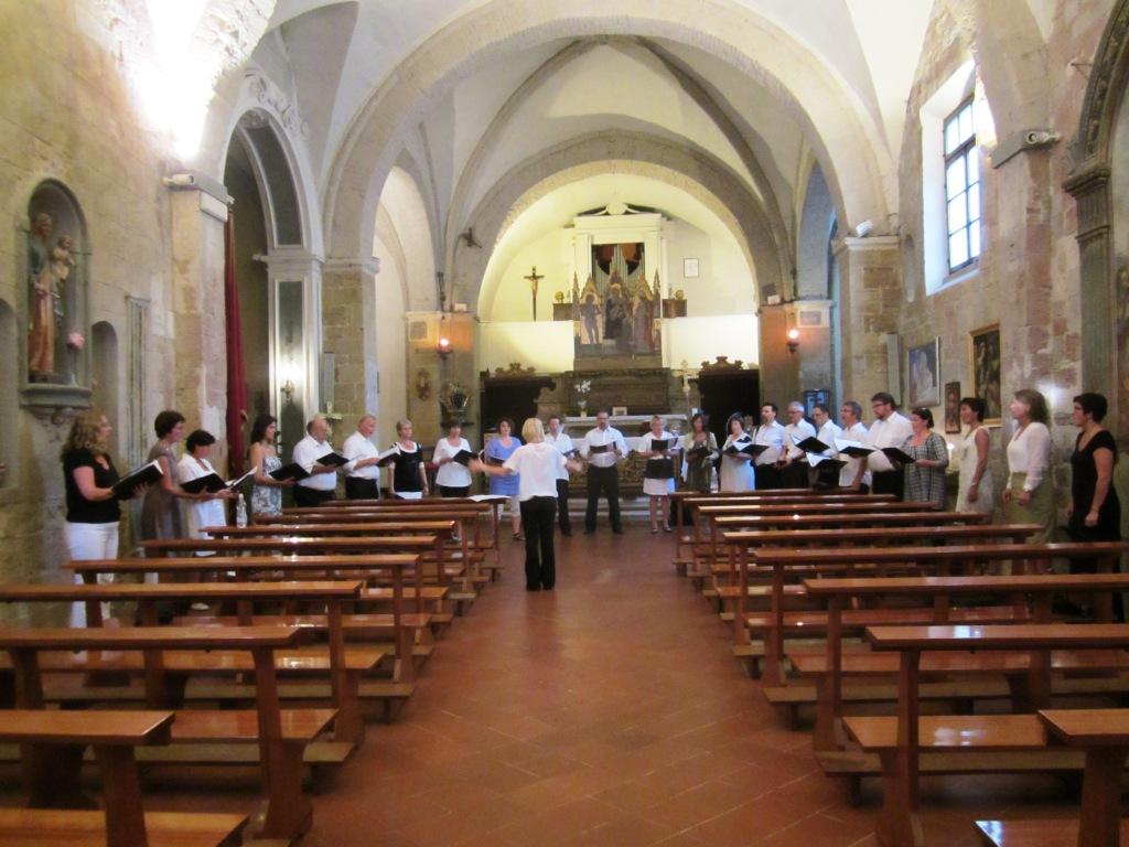 Chiesa di Trequanda