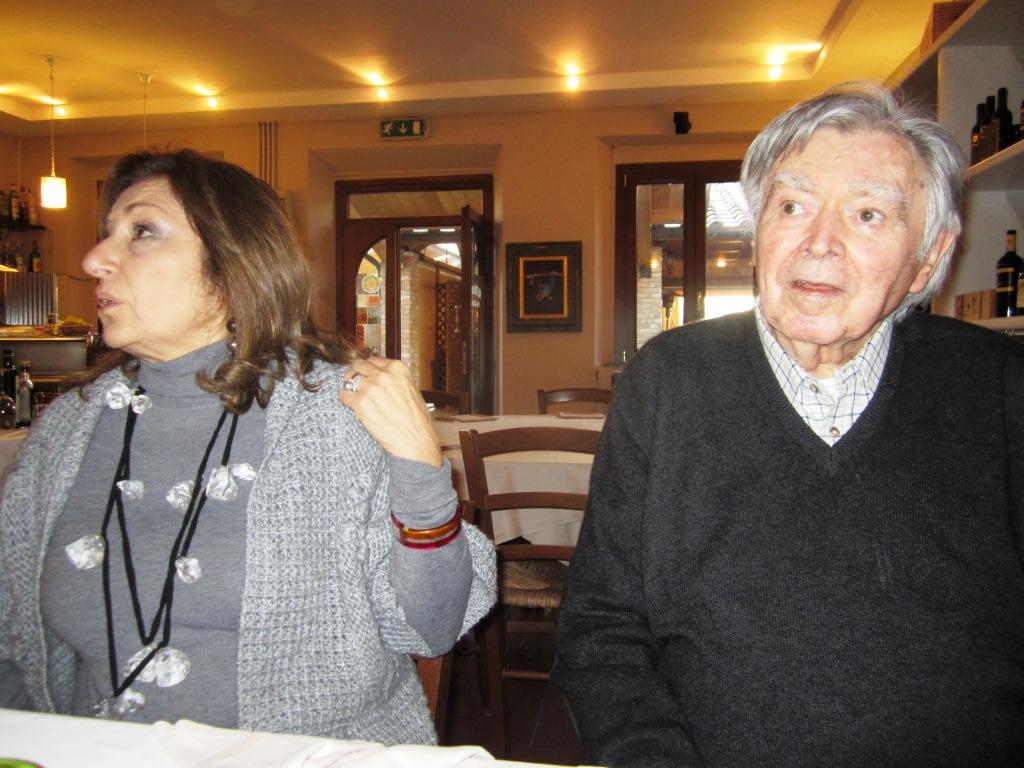 Nora e Diego Molinari