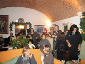 Villa Le Prata festa di Natale, i giochi