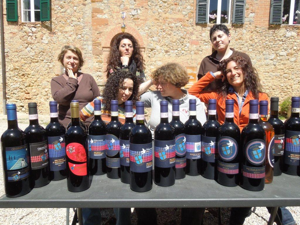 Cantine aperte 2012 pensando al gran numero di wine lovers in arrivo