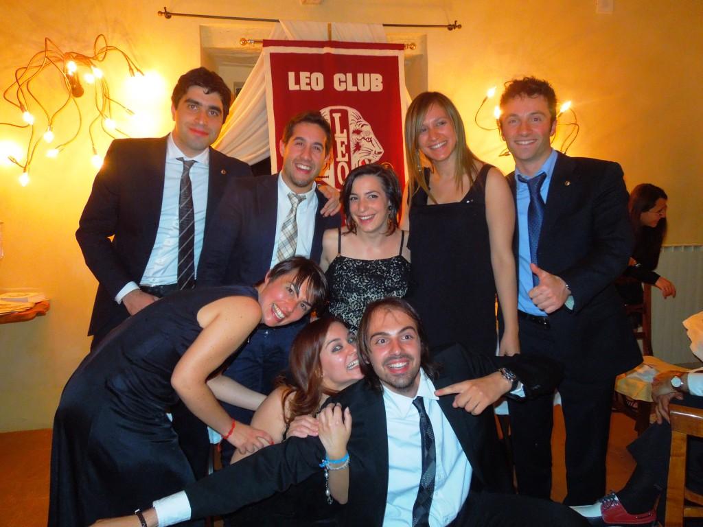 Leo Club Valli senesi e Diletta Duranti