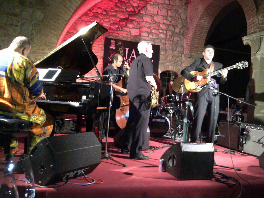 Castello-Banfi Wine-and-Jazz 2012