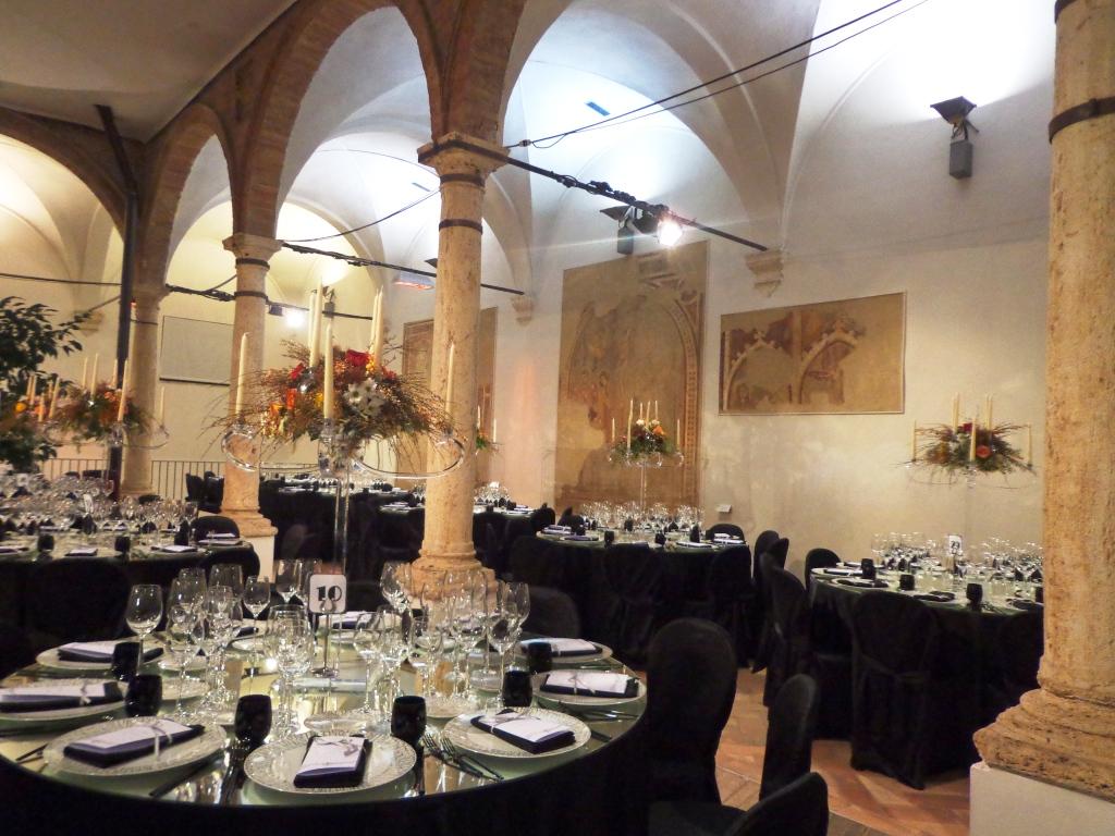 benvenuto Brunello 2013 location per la cena di gala