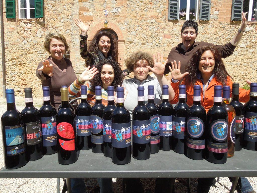 Donne del vino e non solo