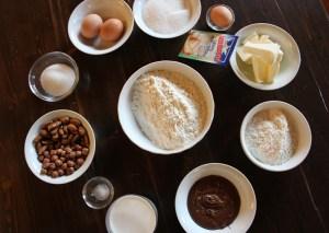 Ricciolina ricetta e ingredienti
