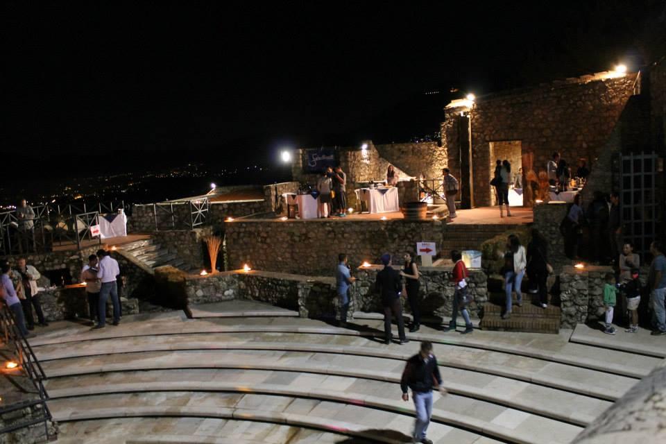 Wine Fredane 2013 notte Castello dei Caracciolo