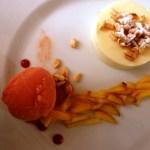 Sorbetti e frutta di Filippo Saporito