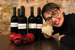 Violante Gardini Asta dei vini MTV per charity