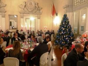 Cena degli auguri Lions Club Firenze Brunelleschi 1