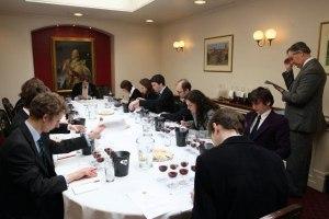 Oxford-Cambridge-wine-tasting-blind
