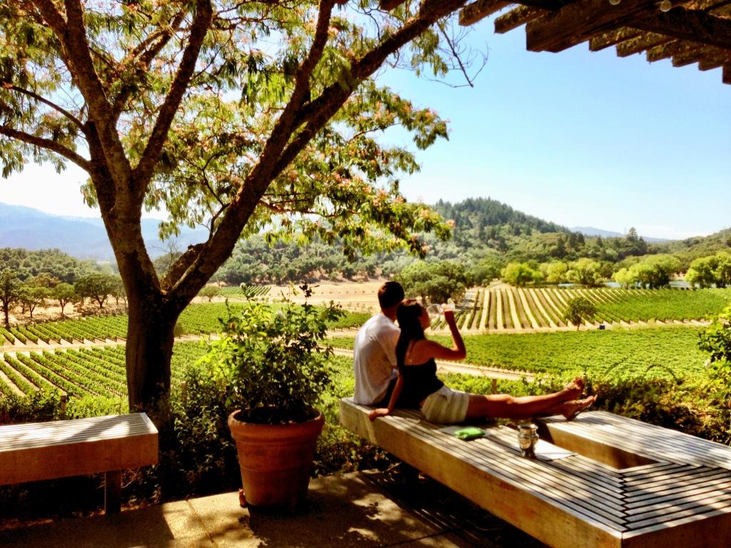 Turismo nel vino in USA