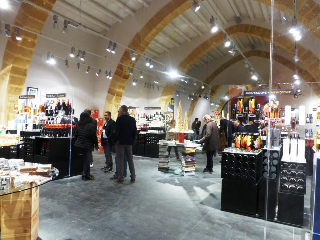 Florio Marsala negozio