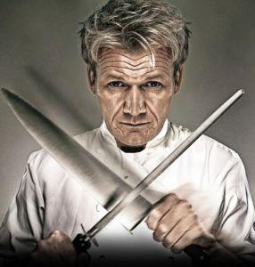 Gordon Ramsay chef