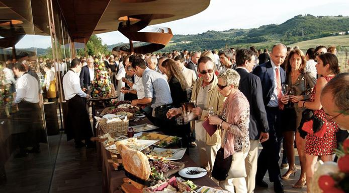 Cantina Antinori nel Chianti Classico