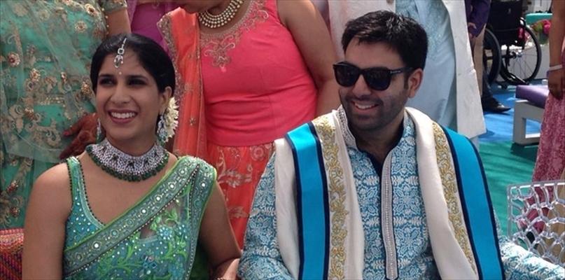 Matrimonio indiano a Fasano