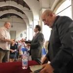 Antonio Parisella Con Silvio Franceschelli e Massimo Montanari